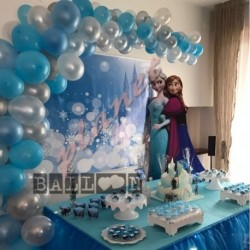 Decorazione Frozen Table Decoration