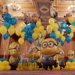 Decorazione Minions Decoration