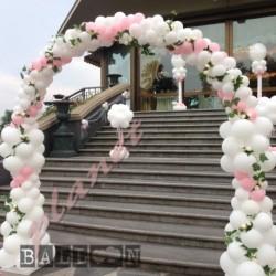 Decorazione Arco Fiorito Matrimonio
