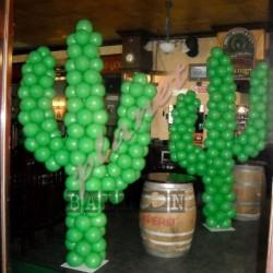 Decorazione Cactus Giganti