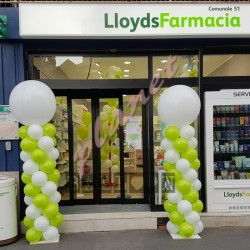 Decorazione Farmacia Lloyds