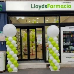 Decorazione Inaugurazione Farmacia