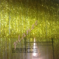 Decorazione Curtain Oro