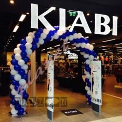 Decorazione Inaugurazione Kiabi