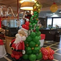 Decorazione Natale Autogril