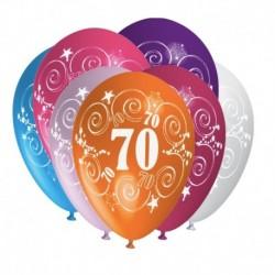 Palloncini 70 Anni Compleanno 30 cm
