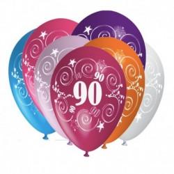 Palloncini 90 Anni Compleanno 30 cm