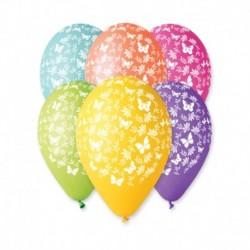 Palloncini Farfalle 30 cm