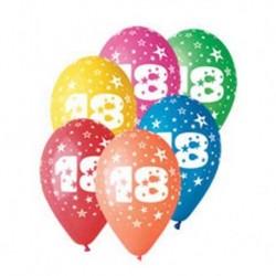 Palloncini 18 Anni Compleanno 30 cm