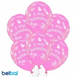 Palloncini Battesimo 30 cm