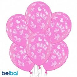 Palloncini E' Nata 30 cm