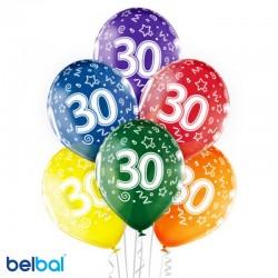 Palloncini 30 Anni Compleanno 30 cm
