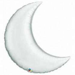 Luna Jumbo Argento 90 cm
