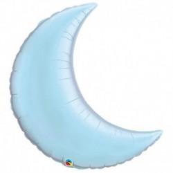 Pallone Luna Jumbo Azzurra 90 cm