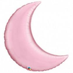 Pallone Luna Jumbo Rosa 90 cm