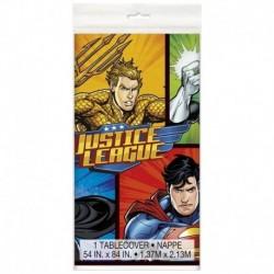 Tovaglia Plastica Justice Legue 137x213 cm