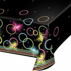 Tovaglia Plastica Glow 137x260 cm