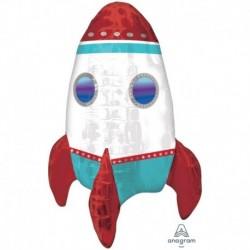 Pallone Missile Spaziale 53 cm
