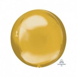 Pallone Orbz Oro 40 cm