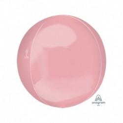 Pallone Orbz Rosa Pastello 40 cm