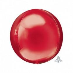 Pallone Orbz Rosso 40 cm
