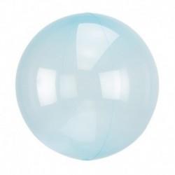 Pallone Clearz Azzurro 45 cm