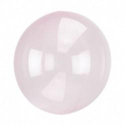 Pallone Clearz Rosa Chiaro 45 cm