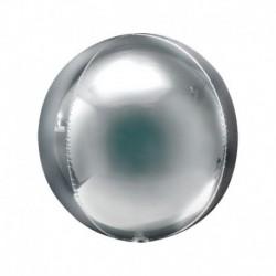 Pallone Orbz Argento 53 cm