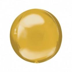 Pallone Orbz Oro 53 cm