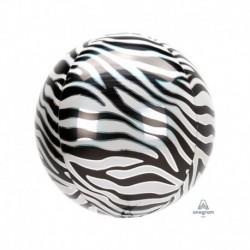 Pallone Orbz Zebrato 40 cm