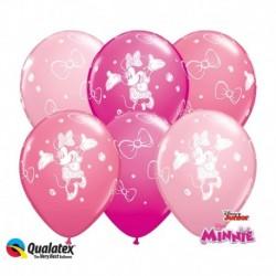 Palloncini Minnie 30 cm