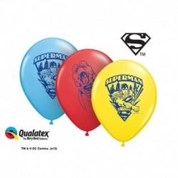 Palloncini Superman 30 cm