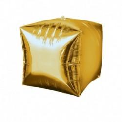 Pallone Cubo Oro 40 cm
