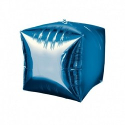 Pallone Cubo Blu 40 cm