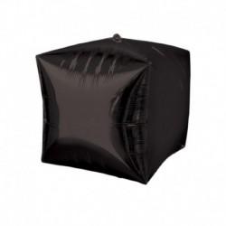 Pallone Cubo Nero 40 cm