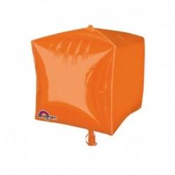Pallone Cubo Arancione 40 cm