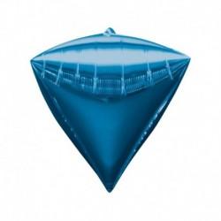 Pallone Diamante Blu 40 cm