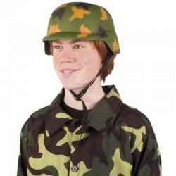 Casco Militare Bambino