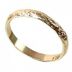 288 Fedi Nuziali Metallo Oro