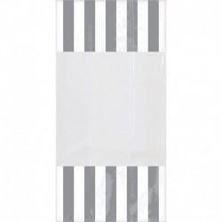 10 Sacchetti Cellophane 13x25 cm