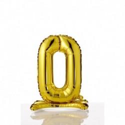 Pallone Numero 0 Autoportante 40 cm