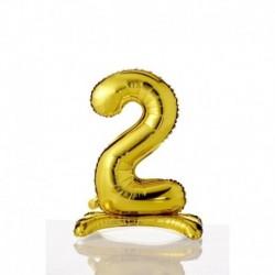 Pallone Numero 2 Autoportante 40 cm