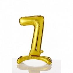 Pallone Numero 7 Autoportante 40 cm