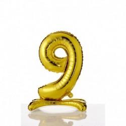 Pallone Numero 9 Autoportante 40 cm