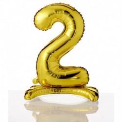Pallone Numero 2 Autoportante 70 cm