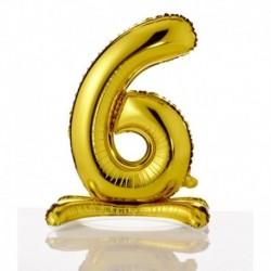 Pallone Numero 6 Autoportante 70 cm