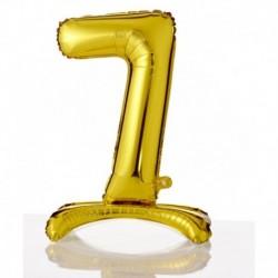 Pallone Numero 7 Autoportante 70 cm