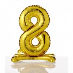 Pallone Numero 8 Autoportante 70 cm
