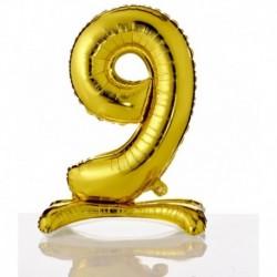Pallone Numero 9 Autoportante 70 cm
