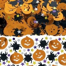 Confetti Zucche e Ragni 14 cm